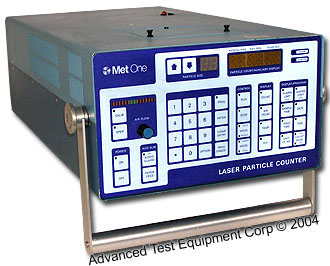 Met One 205 Laser Particle Counter %>