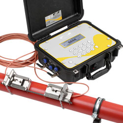Rent Micronics Portaflow PF440IP Clamp-On Portable Flowmeter