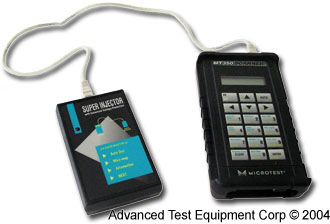 Microtest MT350 Scanner 20 MHz