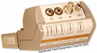 HP Agilent N1627A Time Domain Reflectometer Test Module