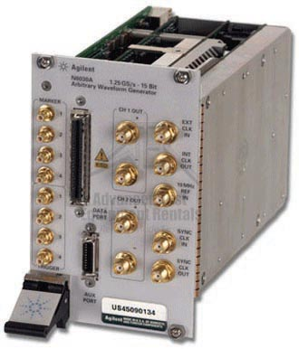 Rent, Buy, or Lease the Agilent N6030A Arbitrary Waveform Generator - Advanced Test Equipment Rentals | Call 1-800-404-ATEC(2832) for pricing…