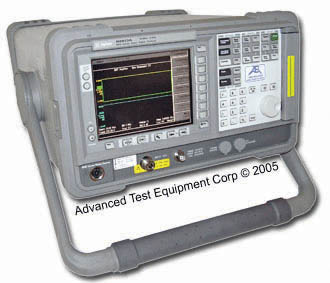 Agilent N8973A Noise Figure Analyzer, 10 MHz-3 GHz