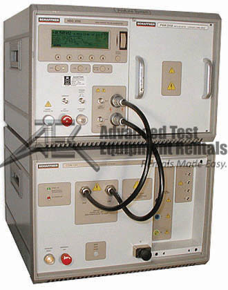 Rent Teseq (Schaffner) NSG 2050 High Energy Pulse Generator System