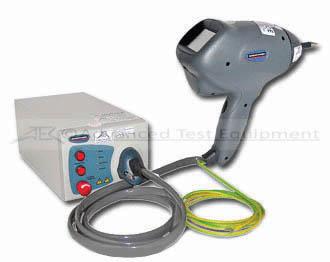 Rent Teseq NSG 438 ESD Gun Simulator System for ISO 10605 Testing