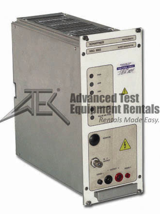 Rent Teseq NSG5003 Burst Pulse Generator
