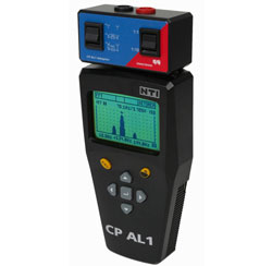 Rent OMICRON CP AL1 Fast Fourier Transformation Voltmeter for touch and step voltages