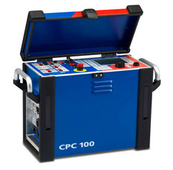 Rent OMICRON CPC 100 Multi-functional Primary Test System