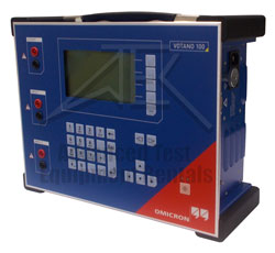 Rent OMICRON VOTANO 100 Inductive/Capacitive Voltage Transformer Tester for IEC 60044-2, 60044-5, 61869-3, 61869-5, IEEE C57.12 and ANSI C93.1