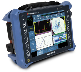 Rent Olympus Omniscan MX2 Phased Array Ultrasonic Flaw Detector