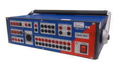 Rent Omicron CMC 356: 6 Phase Current / 4 Phase Voltage Protective Relay Test Set