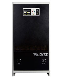 Pacific Power Source 3060-MS Solid State Frequency Converter 62.5 kVA