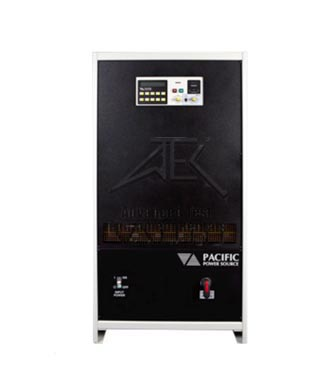 Rent Pacific Power Source 3060-MS w/ M99586-1 75 kVA, 623 Volts L-L , 0-1,000 Hz AC Power Source