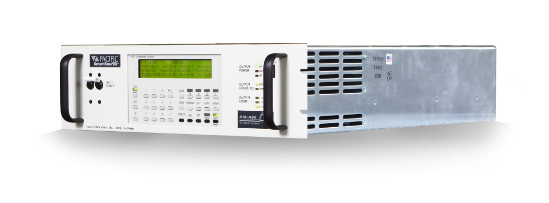 Pacific Power 315ASX High Performance AC Power Source