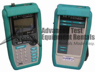 Microtest Pentascanner Cat-5 Cable Tester