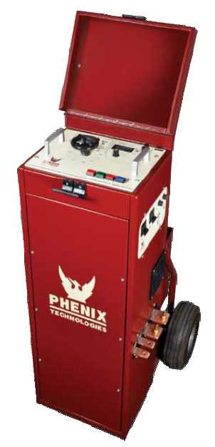 Rent Phenix Technologies HC5 Portable High Current Circuit Breaker Test System %>