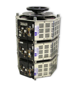 Power Stat 1256DT-3Y Variable Autotransformer