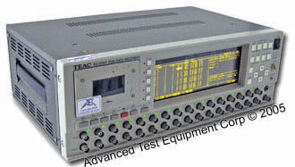 Teac RD 200T DAT Data Recorder