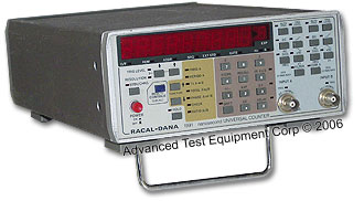 Racal 1991 Universal Counter up to 160 MHz