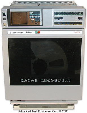 Racal Storehorse DD-4 Tape Recorder System