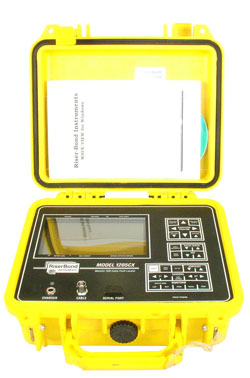 Rent Riser Bond 1205CX Metallic TDR Cable Fault Locator