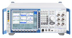 Rent, lease, or rent to own Rohde & Schwarz CMW500 Wideband Radio Communication Tester
