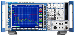 Rent, lease, or rent to own Rohde & Schwarz ESPI3 EMI Test Receiver, 9 kHz - 3 GHz