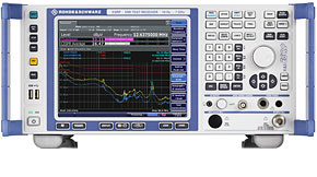 Rent Rohde & Schwarz ESRP EMI Test Receiver