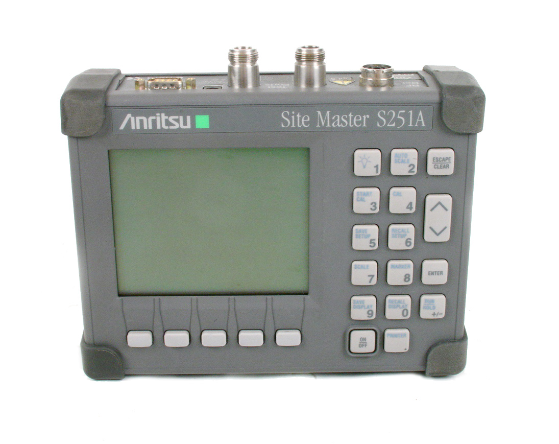 Anritsu SiteMaster S332D Cable and Antenna Analyzer %>