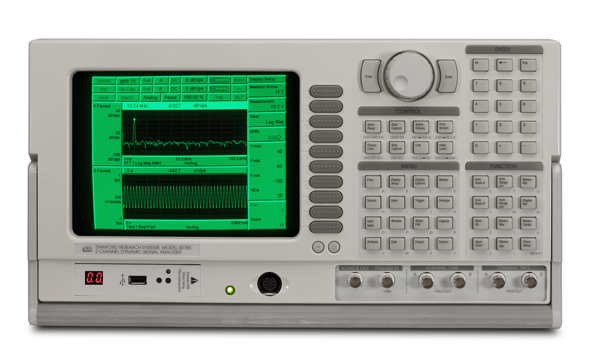 Stanford Research Systems SR785 Dynamic Signal Analyzer