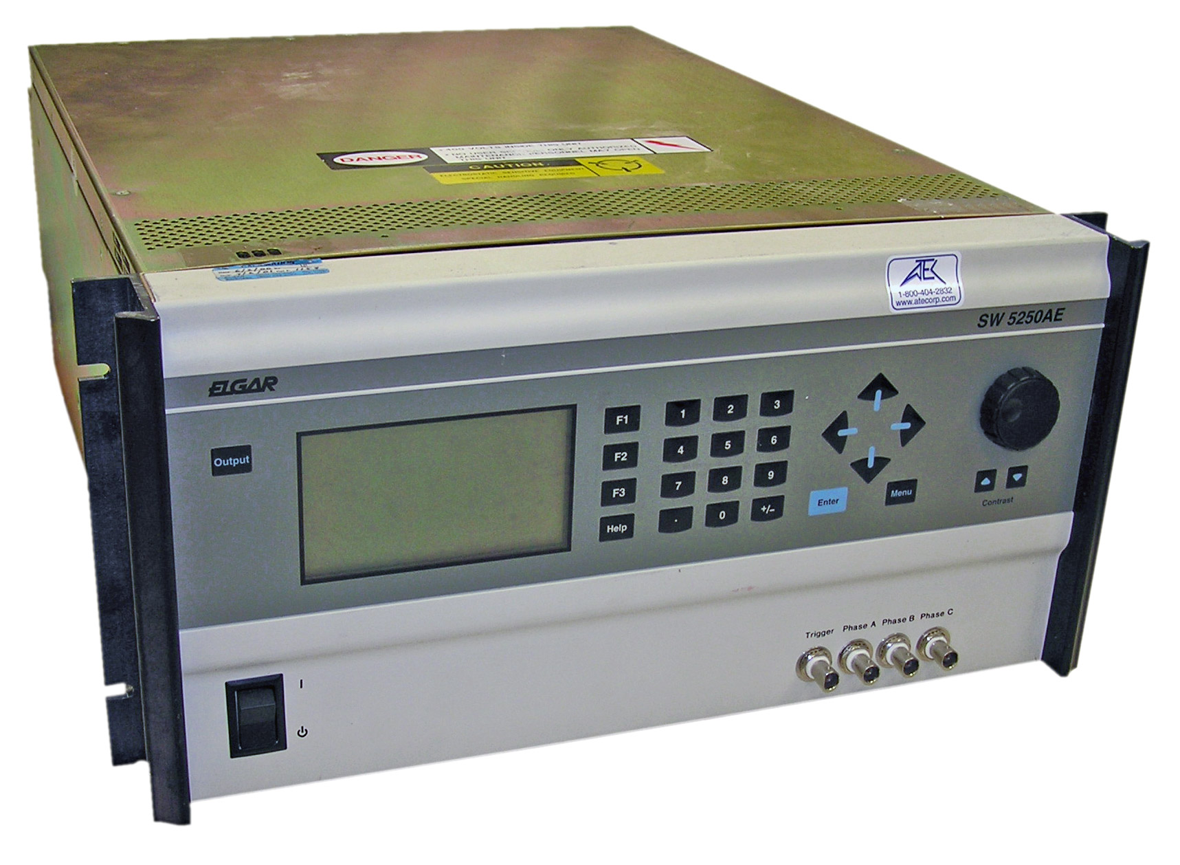 Rent Elgar SW5250A-1-3-2 Power Source, 5250 VA
