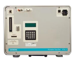 Rent Siemens PTS-5 Secondary Injection Test Set