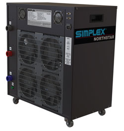 Rent Simplex NorthStar Digital Load Bank 150 kW, 600 VAC