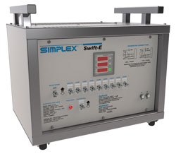 Rent Simplex Swift-e AC Portable Load Bank 10 kW - 20 kW