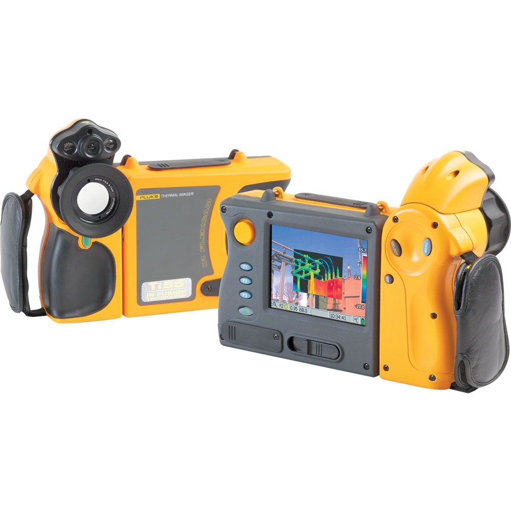 Rent Fluke Ti55FT-20IR FlexCam Thermal Imager -20 to 600 °Celsius (-4 to 1112 °Farenheit)
