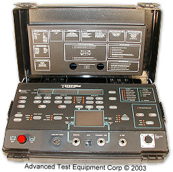 Rent, Buy, or Lease the Acterna/TTC 209OSP T - Berd Outside Plant Tester - Advanced Test Equipment Rentals | Call 1-800-404-ATEC(2832) for pricing…
