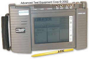 TTC 2207-DS3 Portable Data Communication Analyzer
