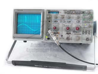 Rent Tektronix 2236 Counter/Timer/DMM Dual Trace Oscilloscope 100 MHz
