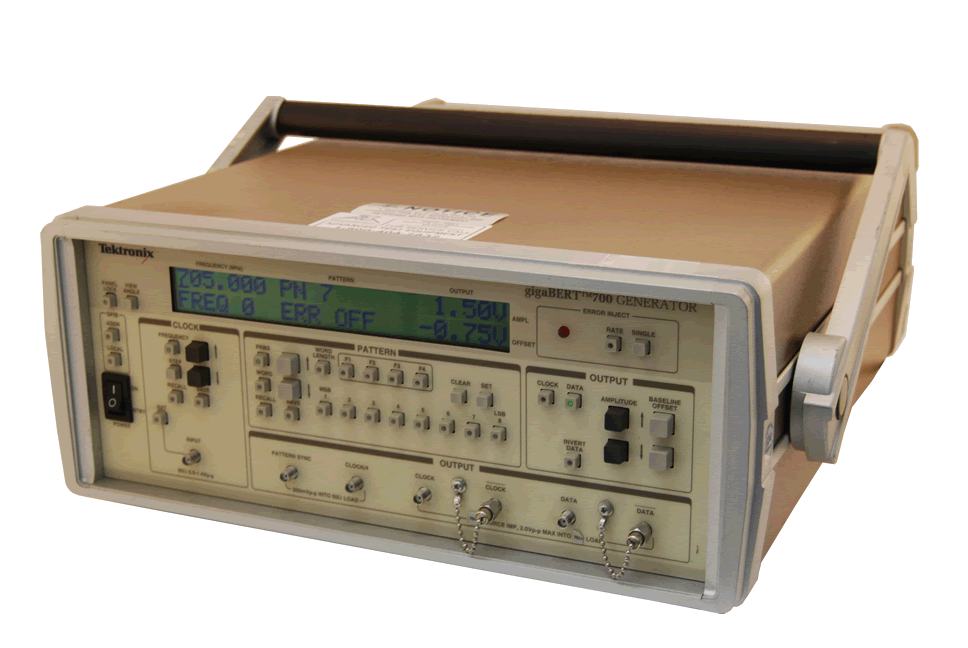 Tektronix GB700R Bit Error Rate Tester