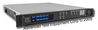 Tektronix SPG1000 Analog HDTV Sync Generator - Advanced Test Equipment Rentals
