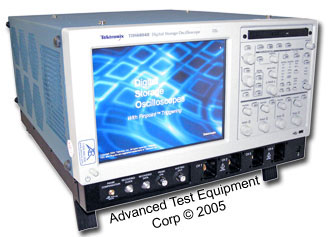 Rent Tektronix TDS6804B Digital Storage Oscilloscope 8 GHz, 20 GS/s
