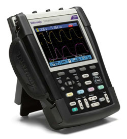 Rent Tektronix THS3000 Handheld Oscilloscope