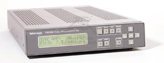 Tektronix VM101 Video Measurement Set %>