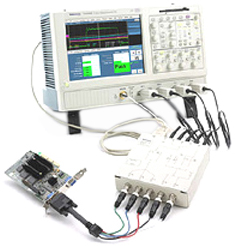 Rent Tektronix VM5000 Video Measurement Test Set