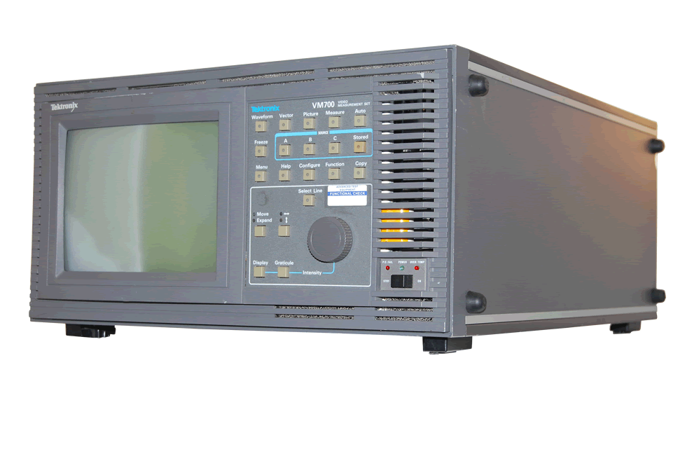 Tektronix VM700 Video Measurement Test Set