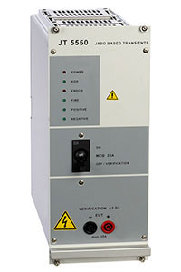 Rent Teseq JT 5550 Load Dump Generator for JASO D001-94 Testing
