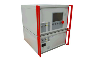 Teseq NSG 3060-1 Conducted Immunity Generator with added modules