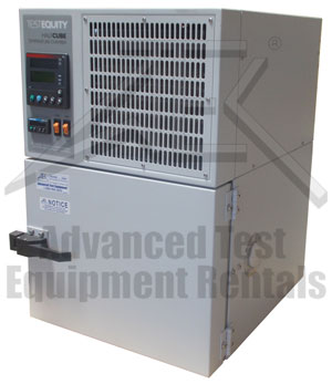 Rent Test Equity 105A Half Cube Temperature Chamber