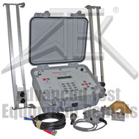 Rent Thermo Scientific (formerly Thermo Polysonics) DCT7088 Portable Digital Correlation Transit Time Flowmeter