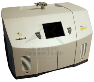 Rent Varian VS PR021 Helium Mass Spectrometer Leak Detector