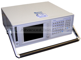 Voltech PM6000 Multi-Phase Power Analyzer